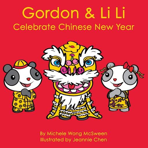 Gordon & Li Li Celebrate Chinese New Year Book Cover